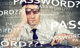 Мужчина забывший пароль