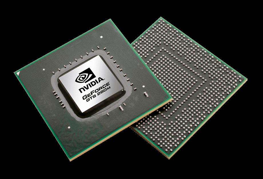 Процессор GeForce